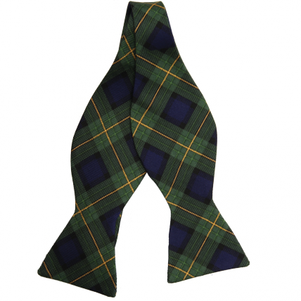 Quintessential Plaids Bow - Green